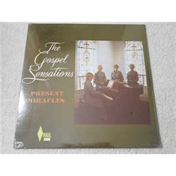 The Gospel Sensations - Present Miracles LP Vinyl Record For Sale