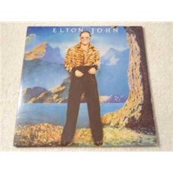 Elton John - Caribou LP Vinyl Record For Sale