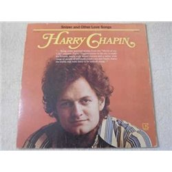 Harry Chapin - Sniper And Other Love Songs LP Vinyl Record For Sale