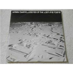 Harry Chapin - Legends Of The Lost And Found LP Vinyl Record For Sale