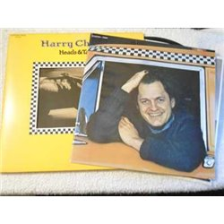 Harry Chapin - Heads & Tales LP Vinyl Record For Sale