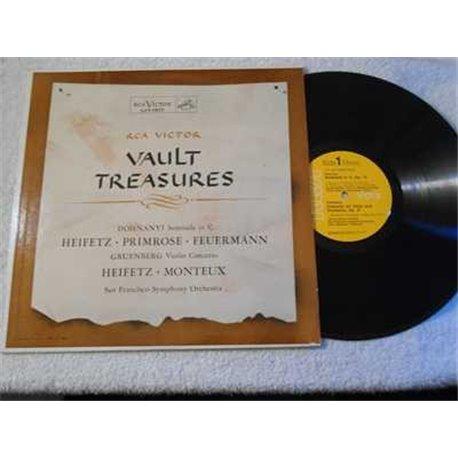 Ernst Dohnanyi - Serenade In C Major LP Vinyl Record For Sale