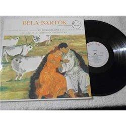 Bela Bartok - Hungarian Peasant Songs LP Vinyl Record For Sale