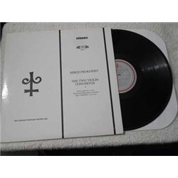 Serge Prokofiev - The Two Violin Concertos LP Vinyl Record For Sale
