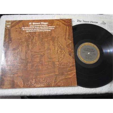 E Power Biggs - Six Concertos For Organ LP Vinyl Record For Sale