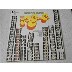 1910 Fruitgum Company - Simon Says LP Vinyl Record For Sale