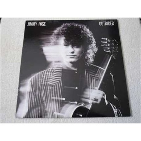 Jimmy Page - Outrider LP Vinyl Record For Sale