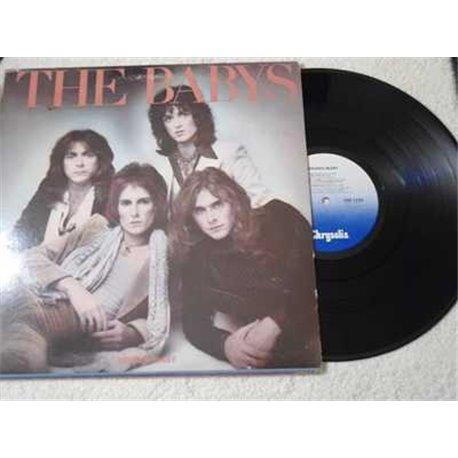 The Babys - Broken Heart LP Vinyl Record For Sale