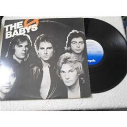 The Babys - Union Jacks LP Vinyl Record For Sale