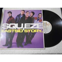 Squeeze - Eastside Story LP Vinyl Record For Sale