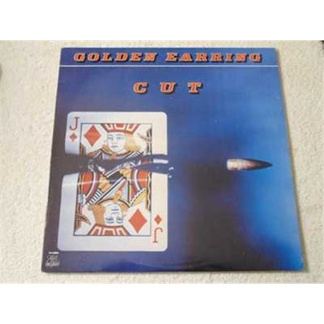 Golden Earring - Cut LP Vinyl Record For Sale