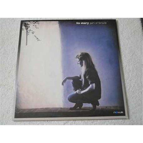 Liz Story - Part Of Fortune LP Vinyl Record For Sale