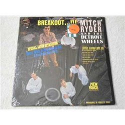 Mitch Ryder And The Detroit Wheels - Breakout ...!!! LP Vinyl Record For Sale