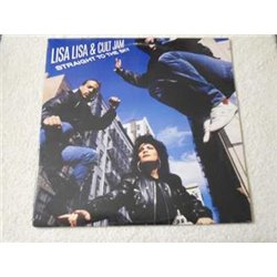 Lisa Lisa & Cult Jam - Straight To The Sky LP Vinyl Record For Sale