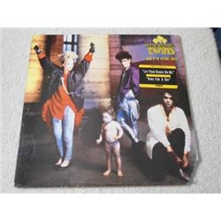 Thompson Twins - Here's To Future Days LP Vinyl Record For Sale