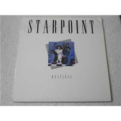 Starpoint - Restless LP Vinyl Record For Sale