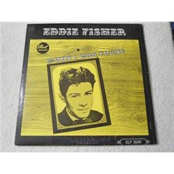 Eddie Fisher - When I Was Young LP Vinyl Record For Sale