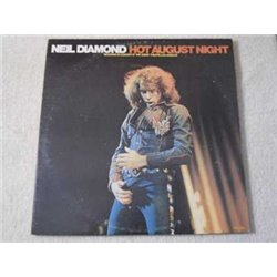 Neil Diamond - Hot August Night Vinyl LP Record For Sale