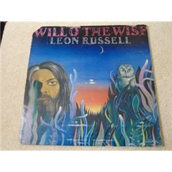 Leon Russell - Will O' The Wisp LP Vinyl Record For Sale