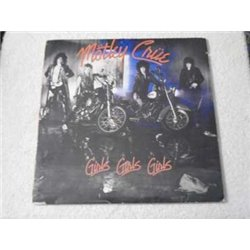 Motley Crue - Girls Girls Girls LP Vinyl Record For Sale