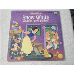 Walt Disney - Snow White Storybook LP Vinyl Record For Sale