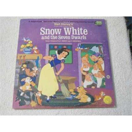 Walt Disney - Snow White Storybook LP Vinyl Record For Sale