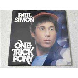 Paul Simon - One Trick Pony LP Vinyl Record For Sale