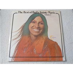 Buffy Sainte-Marie - The Best Of Volume 2 LP Vinyl Record For Sale