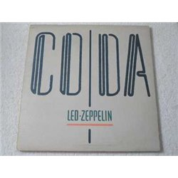 Led Zeppelin - CODA LP Vinyl Record For Sale
