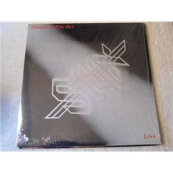Styx - Caught In The Act Live 2x LP Vinyl Record For Sale