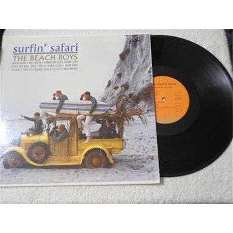 The Beach Boys - Surfin' Safari LP Vinyl Record For Sale