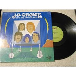 J.D. Crowe - Self Titled LP Vinyl Record For Sale