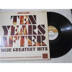 Ten Years After - Goin' Home! - Their Greatest Hits LP Vinyl Record For Sale