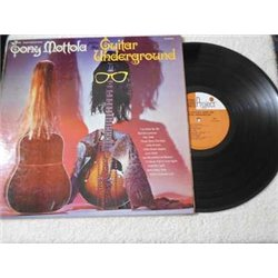 Tony Mottola - Joins The Guitar Underground LP Vinyl Record For Sale