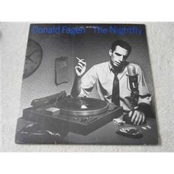Donald Fagan - The Nightfly LP Vinyl Record For Sale