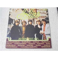 The Hollies - 20 Greatest Hits LP Vinyl Record For Sale