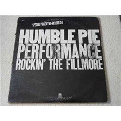 Humble Pie - Performance Rockin' The Fillmore LP Vinyl Record For Sale