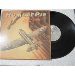 Humble Pie - On To Victory LP Vinyl Record For Sale