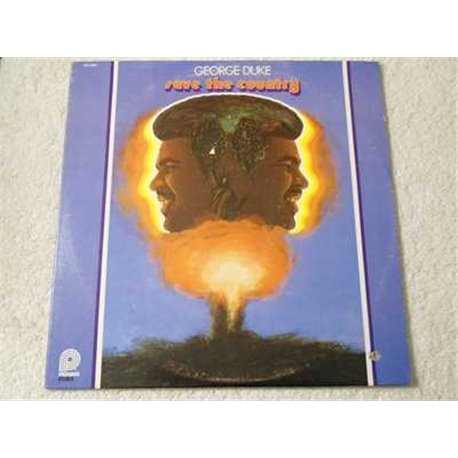 George Duke - Save The Country LP Vinyl Record For Sale