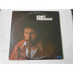 Kinky Friedman - Self Titled LP Vinyl Record For Sale