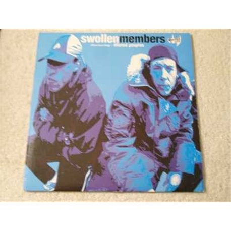 Swollen Members - Featuring Dilated Peoples LP Vinyl Record For Sale