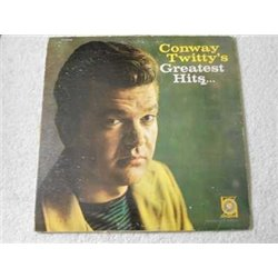 Conway Twitty - Conway Twitty's Greatest Hits LP Vinyl Record For Sale