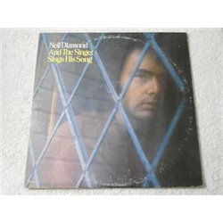 Neil Diamond - And The Singer Sings His Song LP Vinyl Record For Sale