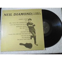 Neil Diamond - Early Classics LP Vinyl Record For Sale
