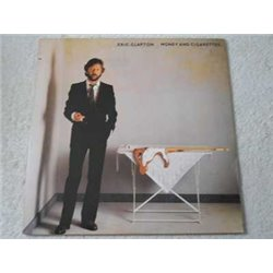 Eric+Clapton+Money+And+Cigarettes+LP+Vinyl+Record
