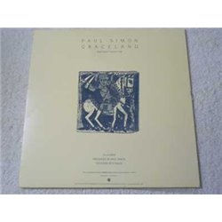"Paul Simon - Graceland 12"" PROMO Single Vinyl Record For Sale"