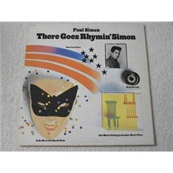 Paul Simon - There Goes Rhymin' Simon LP Vinyl Record For Sale