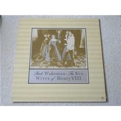 Rick Wakeman - The Six Wives Of Henry VIII LP Vinyl Record For Sale