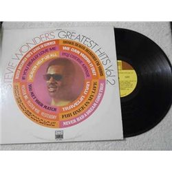 Stevie Wonder - Greatest Hits Vol. 2 LP Vinyl Record For Sale