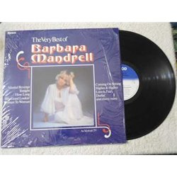 Barbara Mandrell - The Very Best Of IMPORT LP Vinyl Record For Sale
